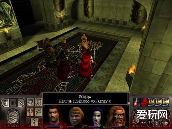 游戏史上的今天:人性悲歌《吸血鬼:避世救赎》