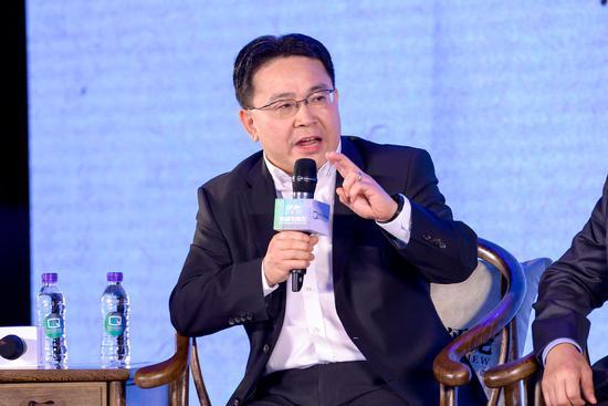 安波福亚太区总裁杨晓明