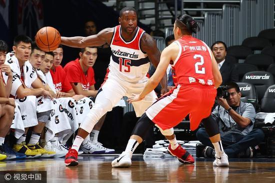 NBA球队从电视走进现实 崔万军:球员能得到提高
