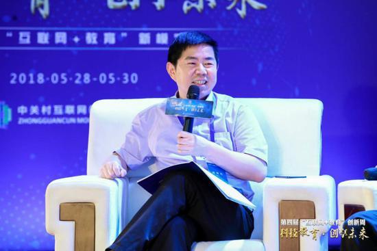 北京大学教育学院副院长尚俊杰