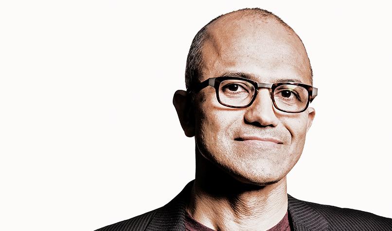 微软重回巅峰:纳德拉是如何扭转局面的的照片