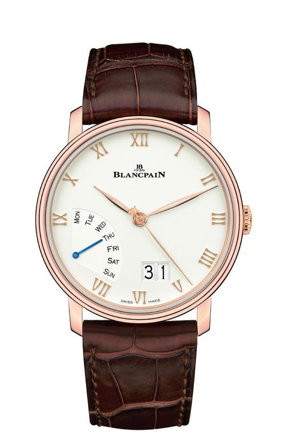 宝珀Blancpain 2018巴塞尔新品杰作亮相北京