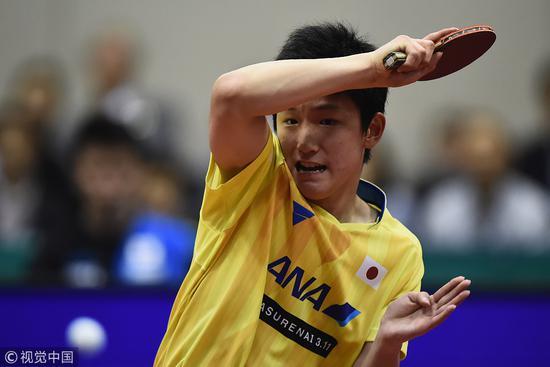 张本创最年轻夺冠纪录后又嚣张:没理由输给张继科