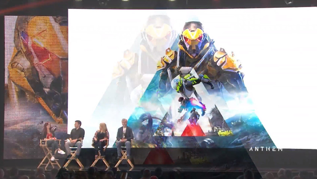 E3 2018:《圣歌》压轴登场!明年2月22号发售!