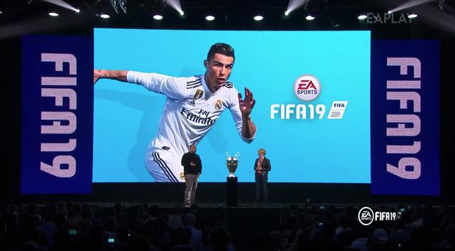 E3 2018:《FIFA 19》正式公布,欧冠授权重新回