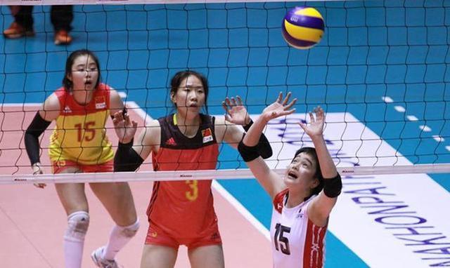 女排U19亚锦赛-中国队有望3-0横扫越南迎开门