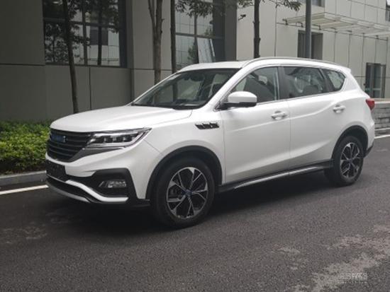 7座中型SUV/7月上市 君馬SEEK 5實車泄露