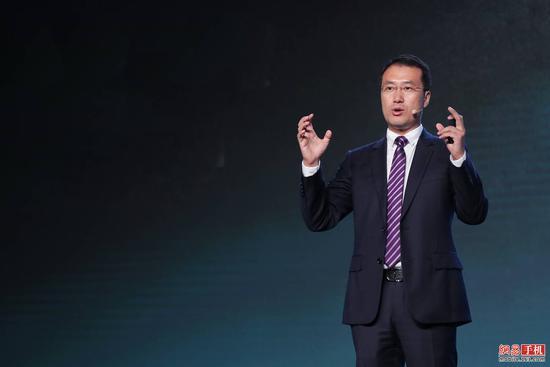 华为何刚CES Asia演讲:Mate 10将支持GPU Turbo