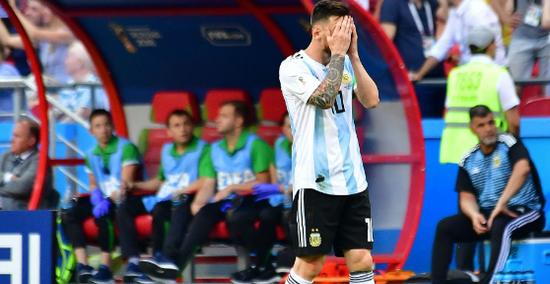 阿根廷出局十大原因:桑保利被架空 没激活梅西