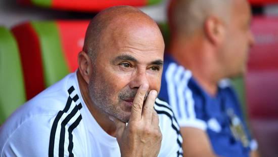曝桑保利即将下课!与阿根廷足协主席见面后确定离任