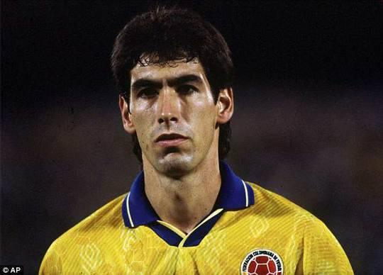 哥伦比亚3球员遭死亡威胁 网友恶语:狗娘养的去死