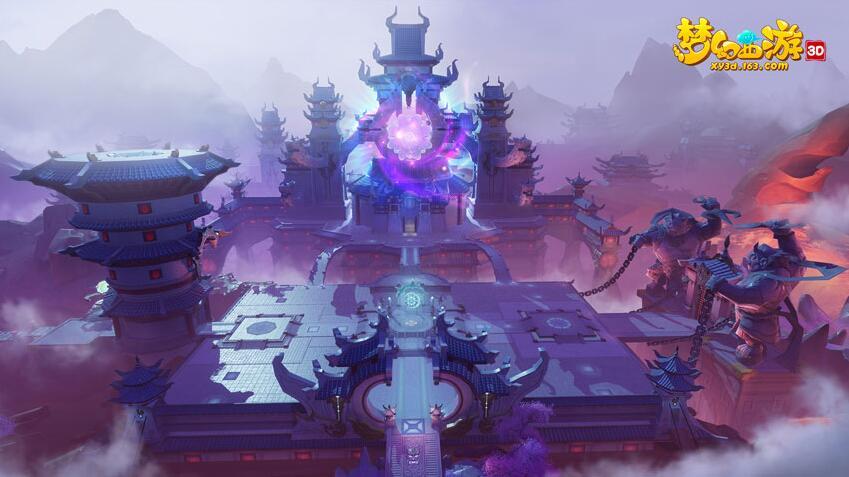 对于全新《梦幻西游3D》 目前所有信息都在这里了