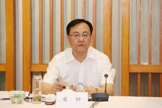 寇昉出任北京高院党组书记 曾任中央巡视组副组长
