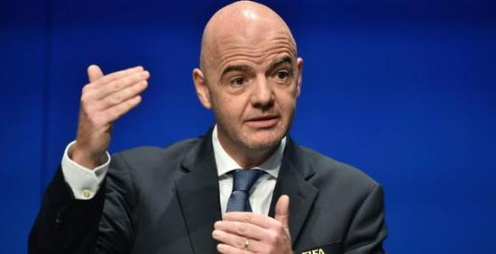 FIFA主席警告尼日利亚:政府干预足协 将会被禁赛