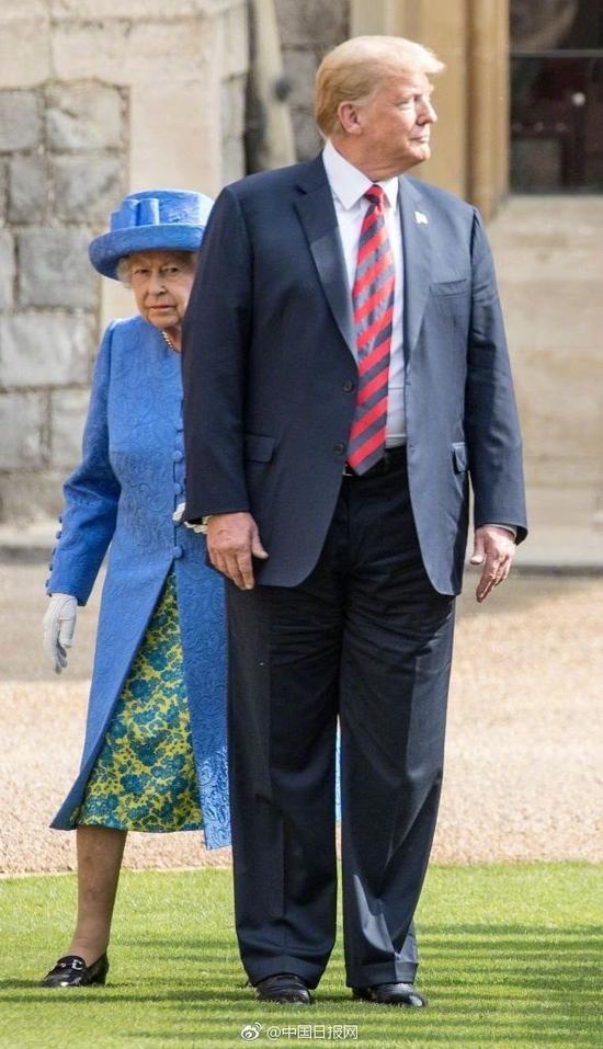 特朗普抵达苏格兰开启回乡之旅 称母亲出生在那里