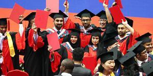 围观:来华留学生的毕业季