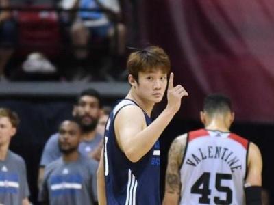鲁媒:丁彦雨航能靠实力进入NBA 而且中国市场巨大