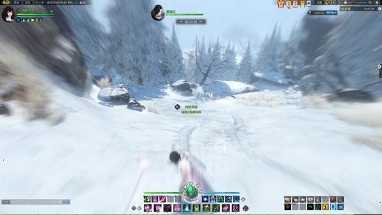《逆水寒》在GTX 1080Ti