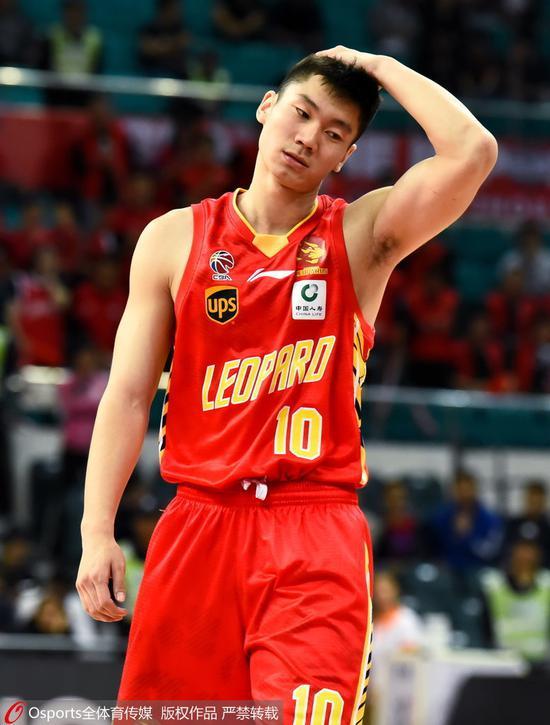 白昊天于2017年升入一队