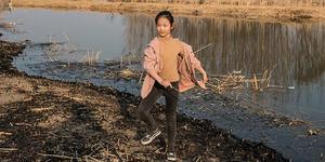 跳芭蕾舞的乡村女孩 希望命运就此改变