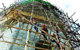 农安辽塔|农安辽塔开启第四次修复工程 预计10月末完成
