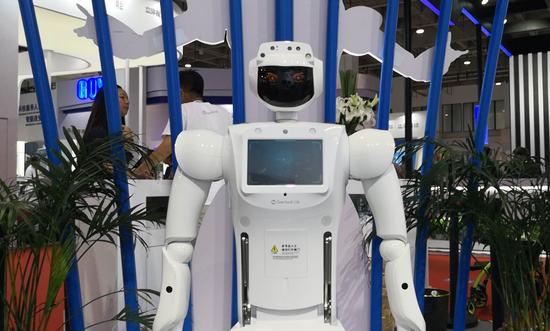 看2018世界机器人大会:哪些机器人已走入生活?