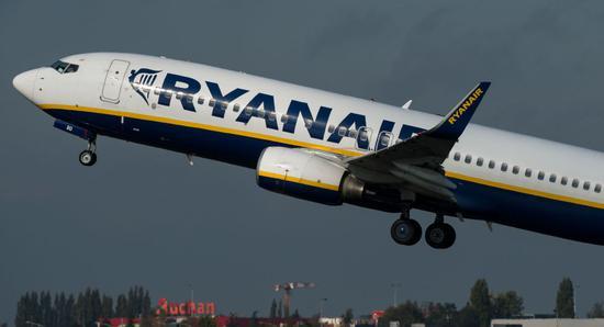 瑞安与意大利飞行员工会达成集体劳动协议