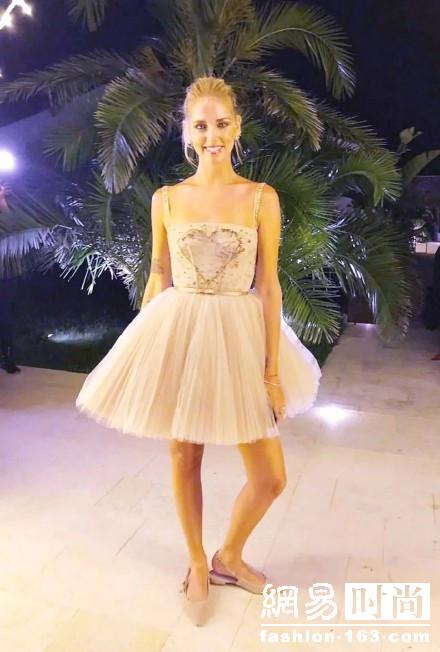 宇博Chiara Ferragni结婚场面堪比明星奢华