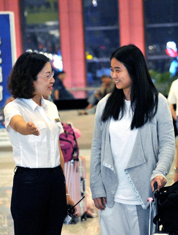 哈尔滨西站暑运客流同比增长18%