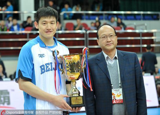 陈磊:北京首钢不欠我什么 未来考虑转型做教练