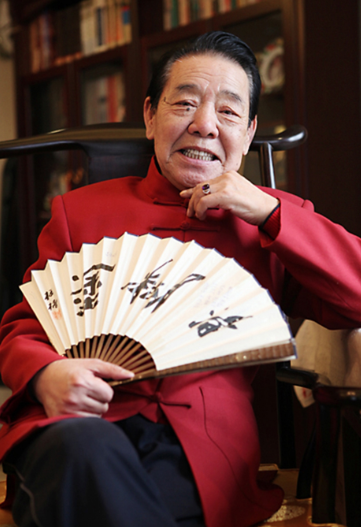 著名评书艺术家单田芳今日下午在京病逝 享年84岁