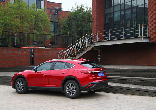 设计驱动生活 马自达CX-4品位升级版解析