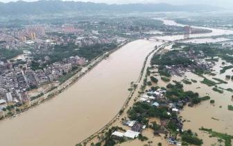 暴雨|阳春云浮河水倒灌暴雨成灾 救援一直在持续……