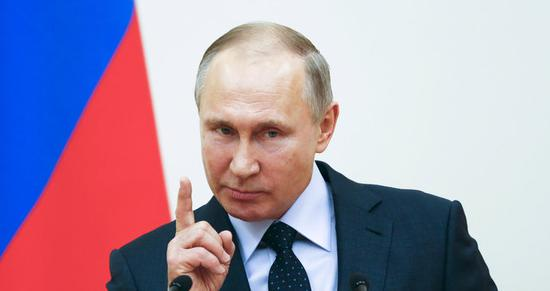 普京:俄伊尔-20飞机在叙悲剧是偶然