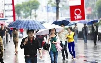 吉林省|降雨降温来临 吉林省多地最低气温将降至3℃