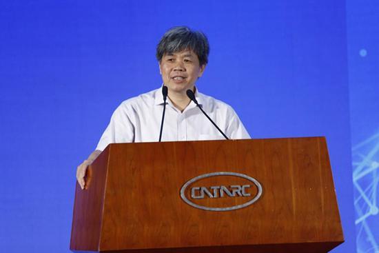 市场监督管理总局刘先德副司长致辞