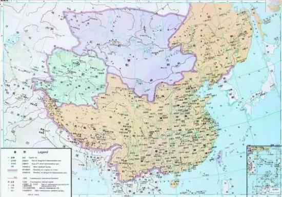 何以中国:到底历史上什么地方才属于中国?
