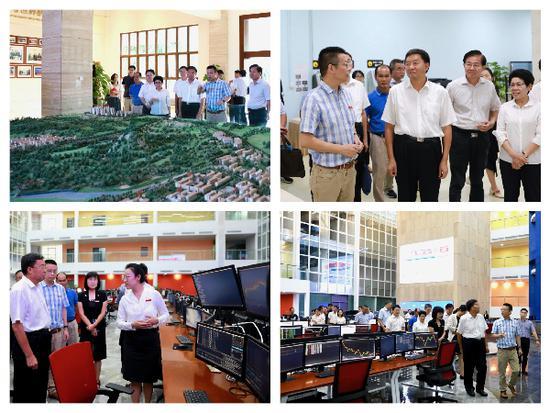 海南省政协主席毛万春到三亚学院开展调研 充分肯定学校办学发展