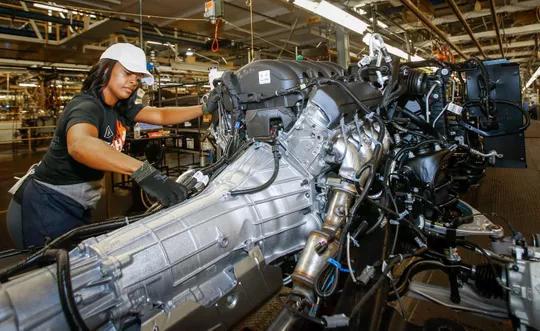 2050年通用所有工厂将实现风电能源生产皮卡与SUV