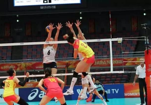 女排世锦赛最新夺冠赔率:中国队前景不笑不悦目
