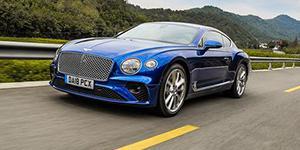 正宗GT驾临 体验全新一代欧陆GT
