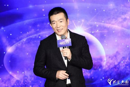 新东方教育科技集团助理副总裁、新东方前途出国总裁 孙涛