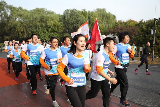36届公园半程马拉松北京公开赛奥森站成功举办