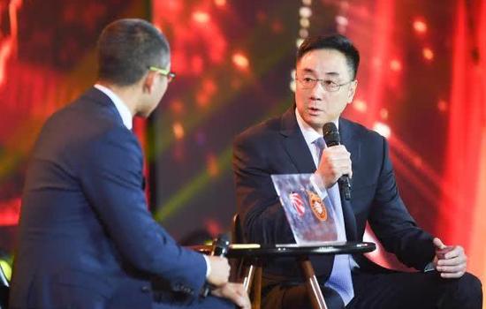 王非:要让山西男篮更加出色 新赛季目标重返季后赛
