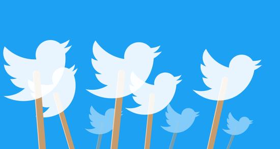 清理水军没影响业绩,Twitter发财报后股价大涨15%