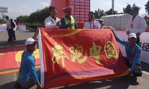 2018西昌邛海湿地国际马拉松赛圆满落幕