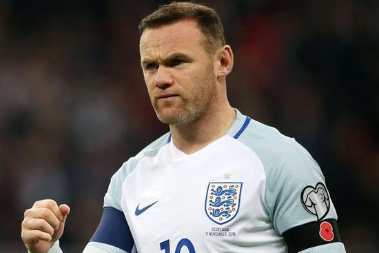 鲁尼或重新佩戴英格兰队长袖标 本月正式告别国家队