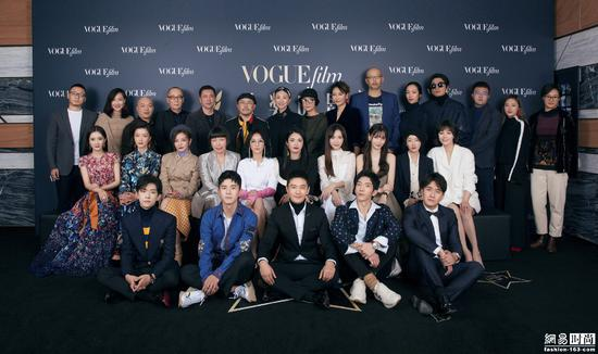 《Vogue Film时装电影盛典》于京隆重举行 展现文艺新风尚