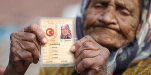 长寿老人活到118岁 孩子已离世