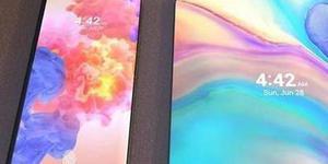 华为可折叠手机细节曝光 8英寸屏幕